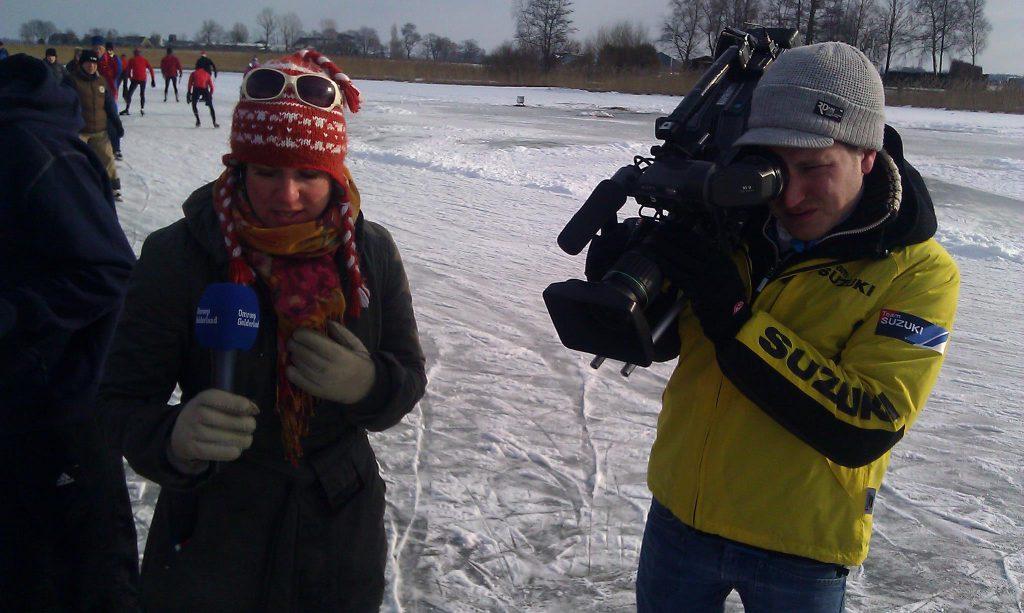 Maaike Maakt Media in actie